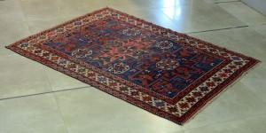 Caucasus carpet Late 19th century Dimensions: 157 x 111 cm